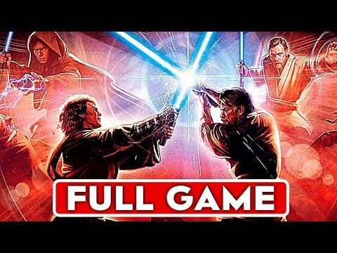 STAR WARS EPISODE III REVENGE OF THE SITH Gameplay Walkthrough Part 1 FULL GAME - No Commentary
