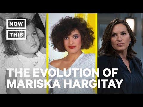 The Evolution of Mariska Hargitay | NowThis Entertainment