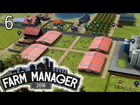 First Apple Harvest! - FARM MANAGER 2018 GAMEPLAY #6