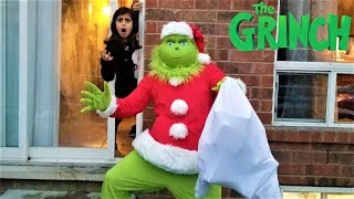 The Grinch Stole our Christmas Toys episode 2