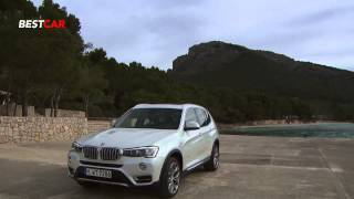 NEW BMW X3 2.0 diesel and NEW BMW X4 335i