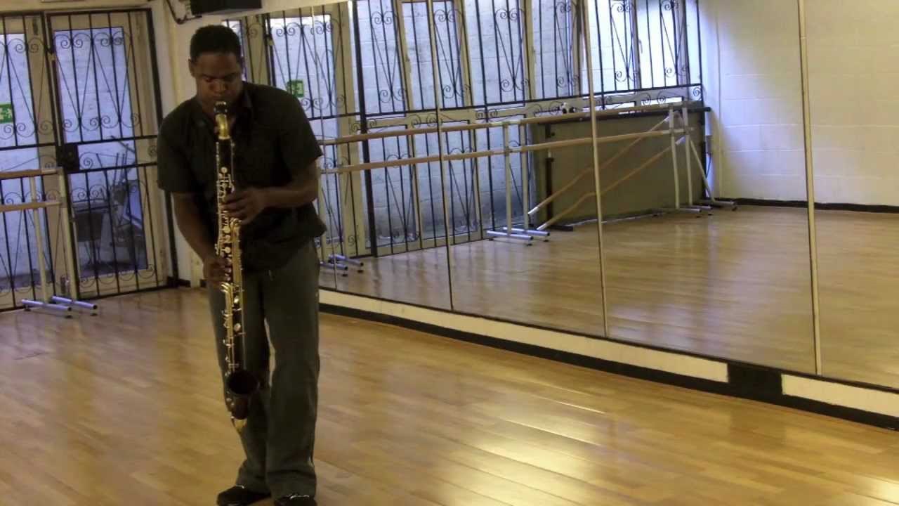 David Jean-Baptiste  | Bass Clarinet Music | Solo Bass Clarinet