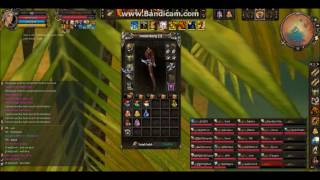 Shaiya Fusion - ICY Event@DD1 RD Conquerors Guild PvP Part 2