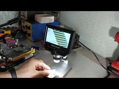 Обзор цифрового микроскопа!Стоит ли покупать?