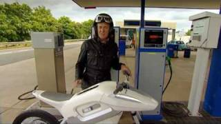 James May - ENV Hydrogen Cell Motorcycle (ENVY) *HQ*