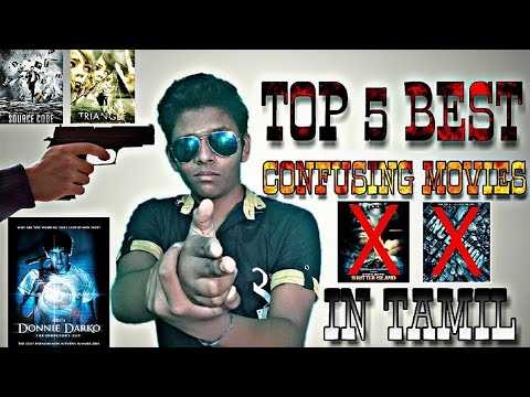 Top 5   Best Confusing Hollywood  Movies   In Tamil   5 TAMIL  