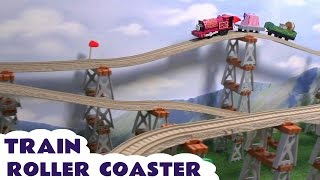 thomas and friends play doh roller coaster skarloey s puppet show toy train thomas y sus amigos doh