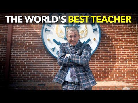 The World's Best Teacher