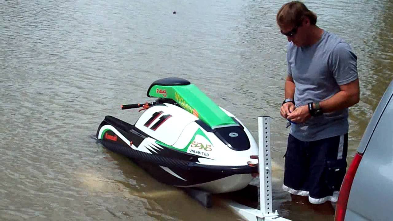 Is it hard to ride a stand up jet ski