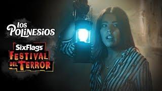 UNA MALDICIÓN SE LIBERÓ EN NUESTRA CASA  | LOS POLINESIOS SIX FLAGS FESTIVAL TERROR