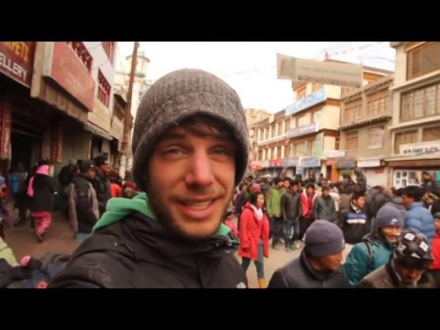 Longest person in Leh, Ladakh