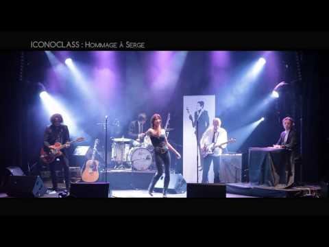 ICONOCLASS / HARLEY DAVIDSON Serge gainsbourg / L'abri-Blues Bois d'Arcy