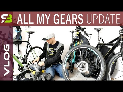 My Bikes, Clothing, Accessories Update. What Works And What Doesn't...