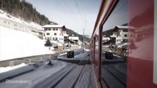 Do Russians Feel Welcome in Davos?