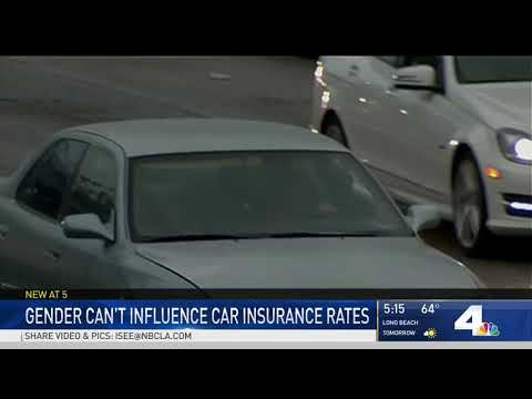 KNBC LA: Changes by the CA Insurance Commissioner Bans Gender Discrimination in Car Insurance Rates