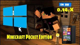Como Baixar Minecraft Pocket Edition 0.14.X No Windows Phone Pirata