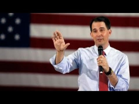 Wisconsin Gov. Walker defends Foxconn incentives