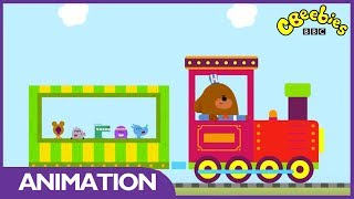 CBeebies | Hey Duggee | The Train Badge