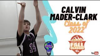 6'5 SG Calvin Mader Clark - DIFFERENT 2022 - Hillsdale Hs - WCE Utah Fall Classic