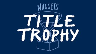 WSL Nuggets: What's the World Title Trophy Made Of?