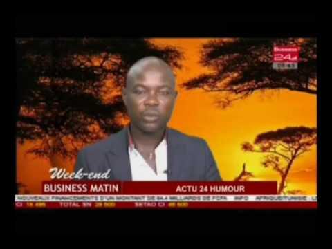 Business 24  Business Week end Edition du Vendredi 24 Juin 2016