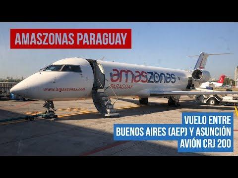 Amaszonas - Buenos Aires Asunción