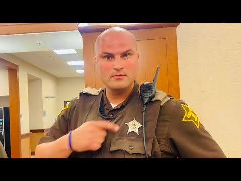 """Indiana """"Tough Guy"""" cop acts hard but gets owned instead (EPIC FAIL)"""