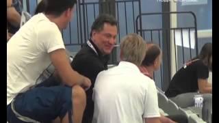 Русские показали мастер-класс в гандболе