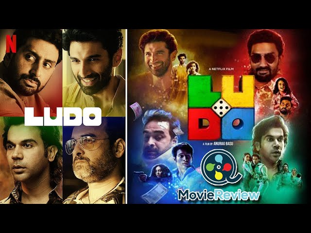 Ludo | Movie Review by Khurram Sohail | Netflix Original | Abhishek A Bachchan | Aditya Roy Kapur
