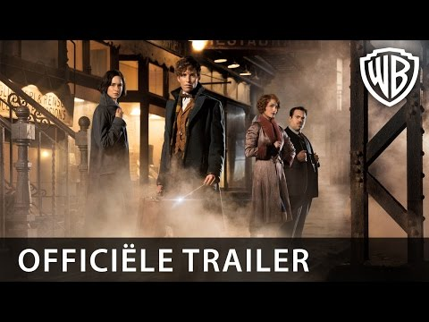 Fantastic Beasts and Where to Find Them | Officiële trailer2 | NL | 16 november 2016