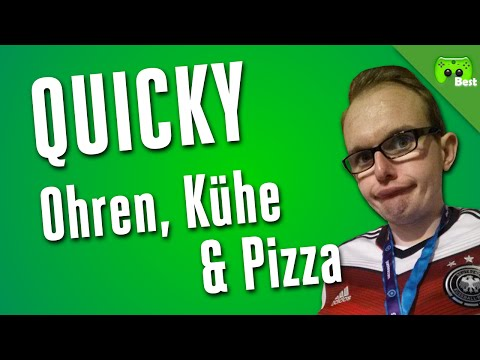 QUICKY # 67 - Ohren, Kühe & Pizza «» Best of PietSmiet | HD