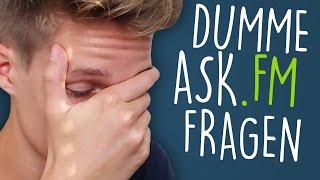 DUMME ASK.FM FRAGEN