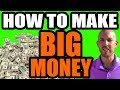 💲 How to Make It BIG. 💲 Excess Income Generation. Leveraging and Multiplying One's Money. 😎 💰💵