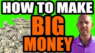 💲 How to Make It BIG. 💲 Excess Income Generation. Leveraging and Multiplying One