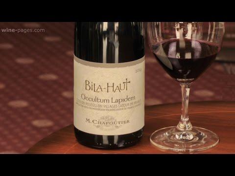 Domaine Bila-Haut, Occultum Lapidem 2014, wine review
