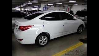 Hyundai Accent Solaris Premium VGT diesel смотреть