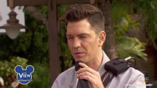 Andy Grammer On Writing 'Fresh Eyes' For His Wife, Expecting Baby Girl | The View