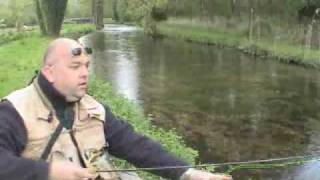 www.flyfishingmyway.com Dever Springs Review Chalk River Part 1