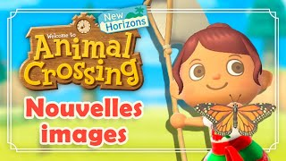 6 NOUVELLES IMAGES   ANIMAL CROSSING NEW HORIZONS Switch • Manga & Goodies