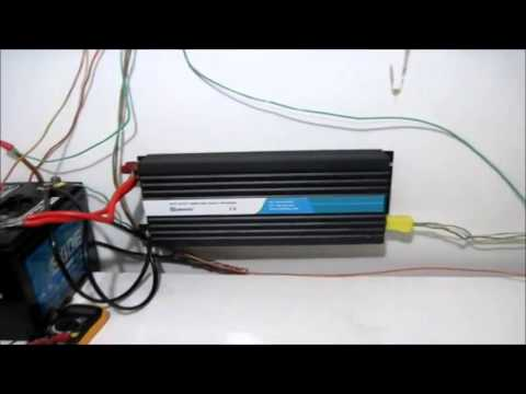 Renogy 2000 watt pure sine wave inverter