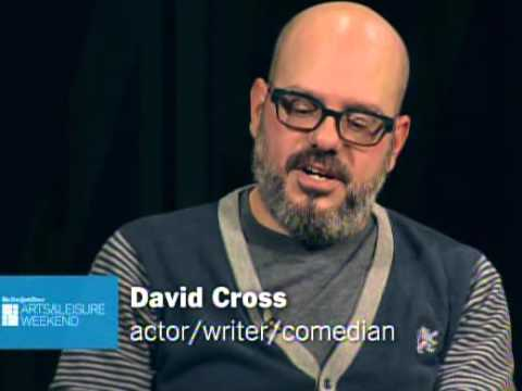 David Cross | Interview | TimesTalks
