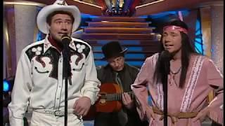 """Duett Winnetouch und Sasha"" - bullyparade - TV Comedyshow / 2002"