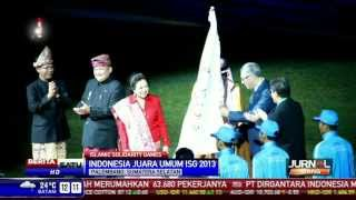 Indonesia Juara Umum ISG 2013