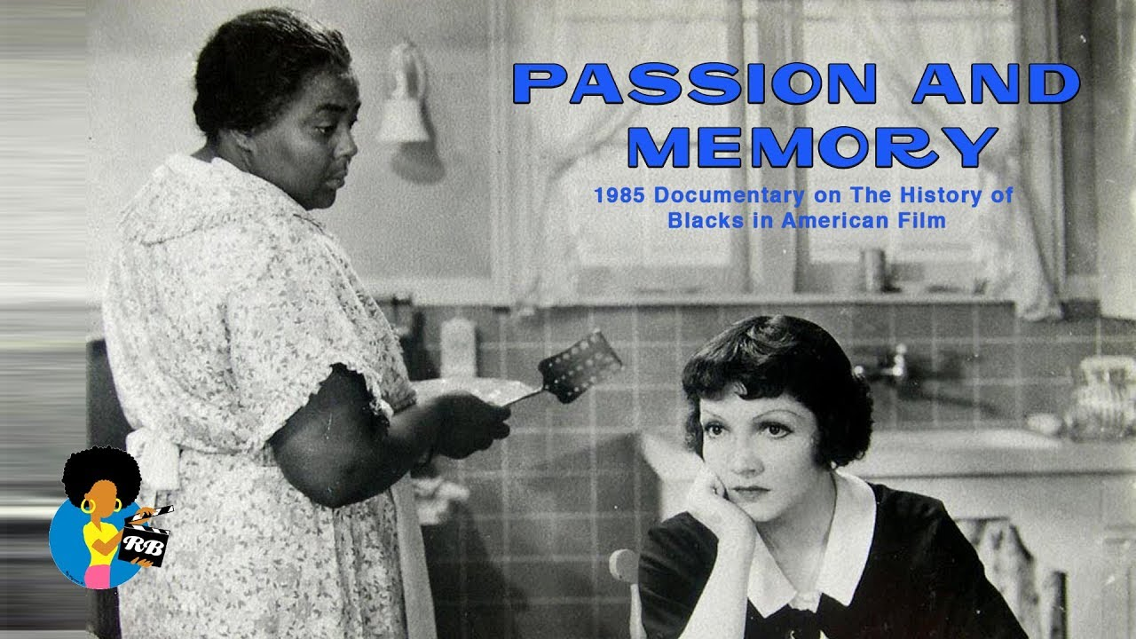 Passion and Memory (1986) | Rare Black Film Documentary