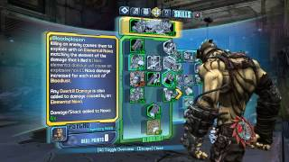 Borderlands 2 OP8 Melee Krieg Overview Revamped