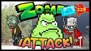 ¡Los Zombis Pixeleados INVENCIBLES!