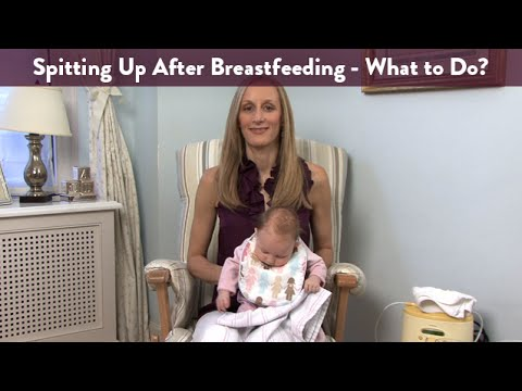 How to proceed In Case Your Baby Is Spitting up Bloodstream