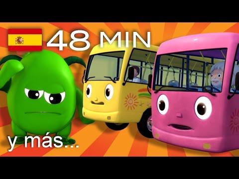 Canciones Infantiles   Volumen 4   Recopilación de 48 minutos de LittleBabyBum