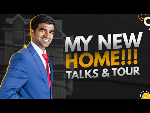 My House Tour - Property In Windsor Ontario   Indian In Canada Vlogs