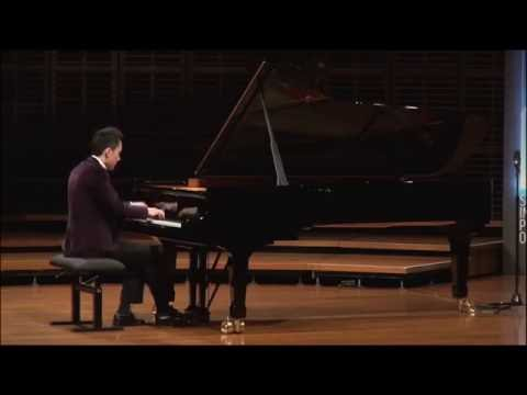 Ming Xie SIPCA 2016 Semi-final Recital